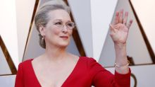 Meryl Streep Looks Exactly Like The 'Shrek' Fairy Godmother At The Oscars