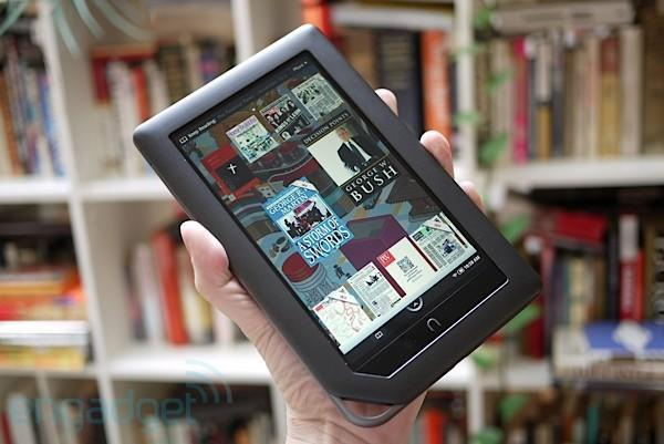 Nook Color getting Flash and apps in April update, according to Home Shopping Network (update: official)