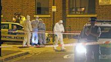 Parsons Green stabbing: 'moped-riding knifeman' kills man, 20, in triple attack at Tube station