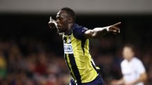 Usain Bolt set to be added as a player on FIFA 19 after Central Coast Mariners trial