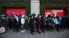You can pay people to wait in Boxing Day sales queues