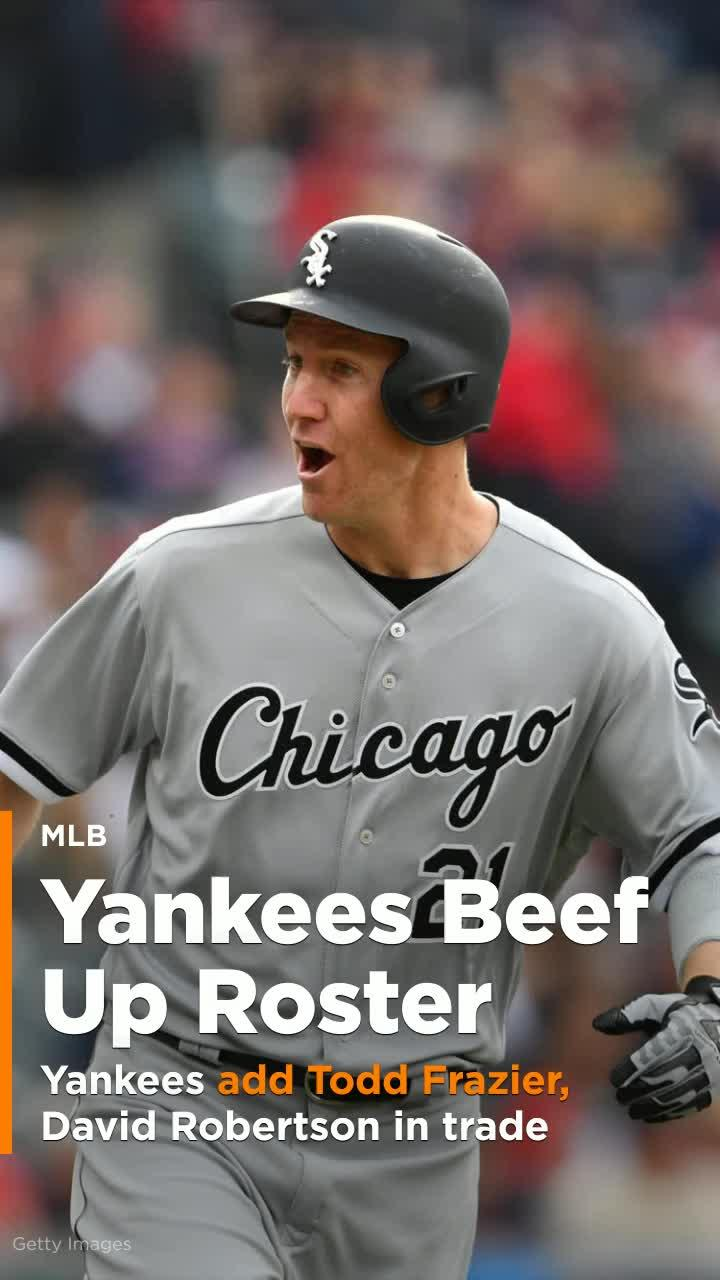d62b8096676 Yankees add Todd Frazier