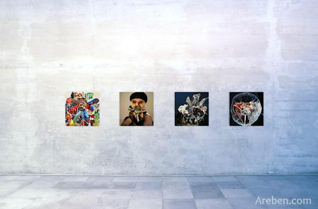 'AmalGAN' melds AI imagination with human intuition to create art