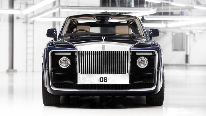 This Rolls Royce Is The Most Expensive New Car Ever Sold
