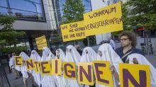 Deutsche Wohnen wehrt sich gegen Enteignungsforderung