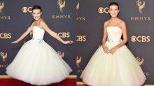 Emmy-Verleihung: Millie Bobby Brown glänzt im Ballerina-Look