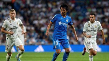 "Shibasaki cree que la Copa América tiene un nivel ""semejante"" al Mundial"