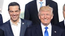 Why debt-ridden Greece may see more US money even as Trump reins in overseas spending