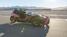 Polaris' Slingshot joining fleet of sports cars on tour of U.S. racetracks (video)