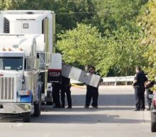 Driver in Texas denies he knew immigrants were in stifling truck