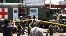 Philippines: au moins 10 morts dans un double attentat