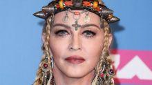 Madonna : une publication Instagram supprimée après avoir fait polémique