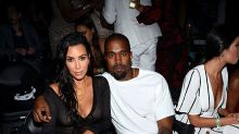 Kim Kardashian and Kanye West Amp Up PDA for Cameras at MTV VMAs, Ignore Each Other Backstage