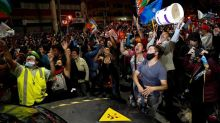 À la Une: au Chili, victoire du «Apruebo» au référendum