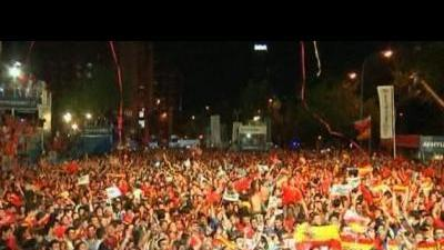 Euro 2012: Spain victorious