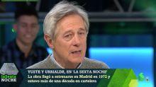"""A Josema Yuste le llueven las críticas por esta frase en 'La Sexta Noche': """"Hay programas de mujeres que..."""""""