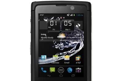 AT&T NEC Terrain official: 3.1-inch screen, PTT, QWERTY keyboard and ICS for $100
