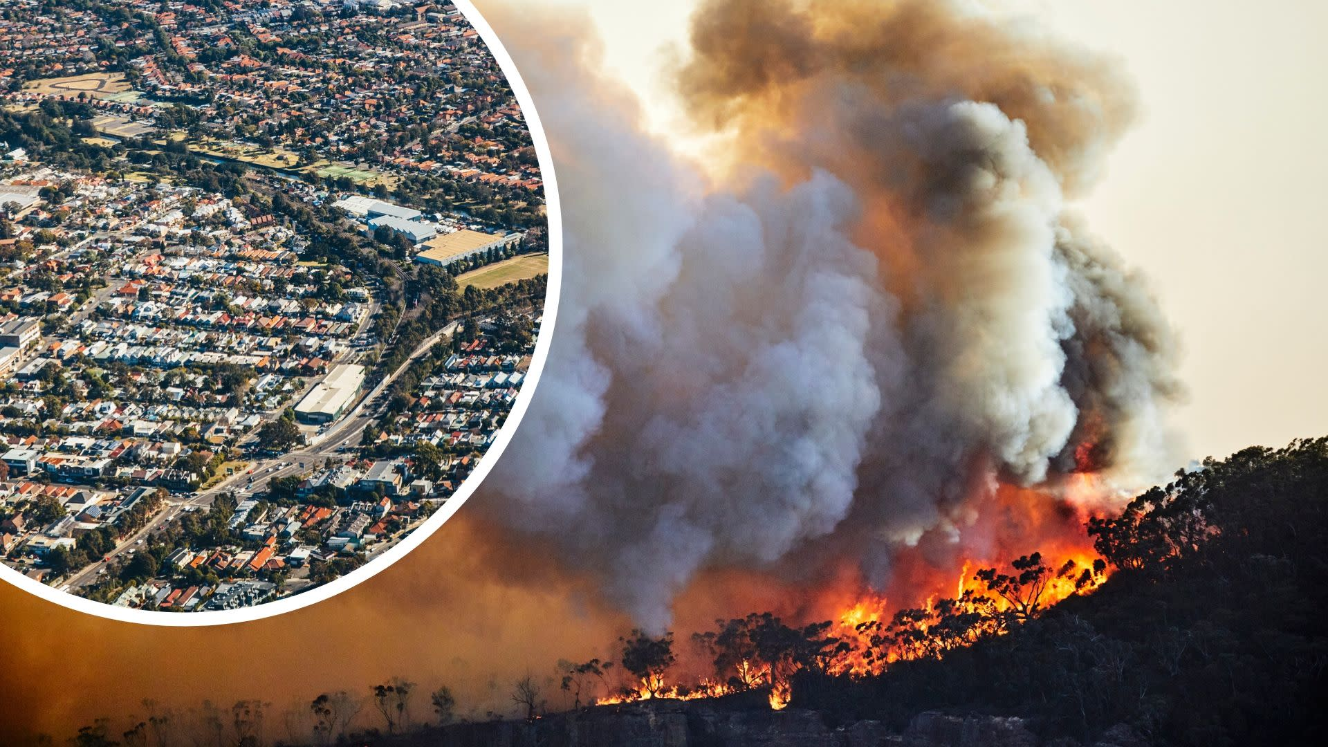 1 million Australian homes in bushfire danger zone