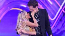 'Dancing on Ice's' Brianne Delcourt finds love for the fourth time on the show - with Kevin Kilbane