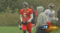 Jay Cutler out at least 4 weeks; Lance Briggs out at least 6