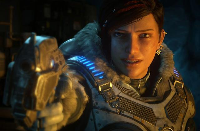 'Gears 5' will add new modes and maps in its first six months