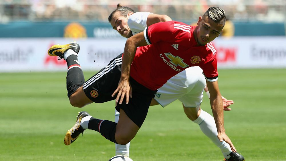 Manchester United loanee Pereira not hurt by Mourinho rebuke