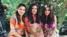 """Gabbi Garcia reunites with """"Encantadia"""" sisters"""
