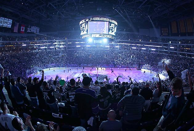 Nhl Selling Out More Arenas Than The Nba