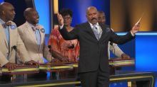 Steve Harvey's List of Alternate Terms for Your Tush on 'This Week in Game Shows'