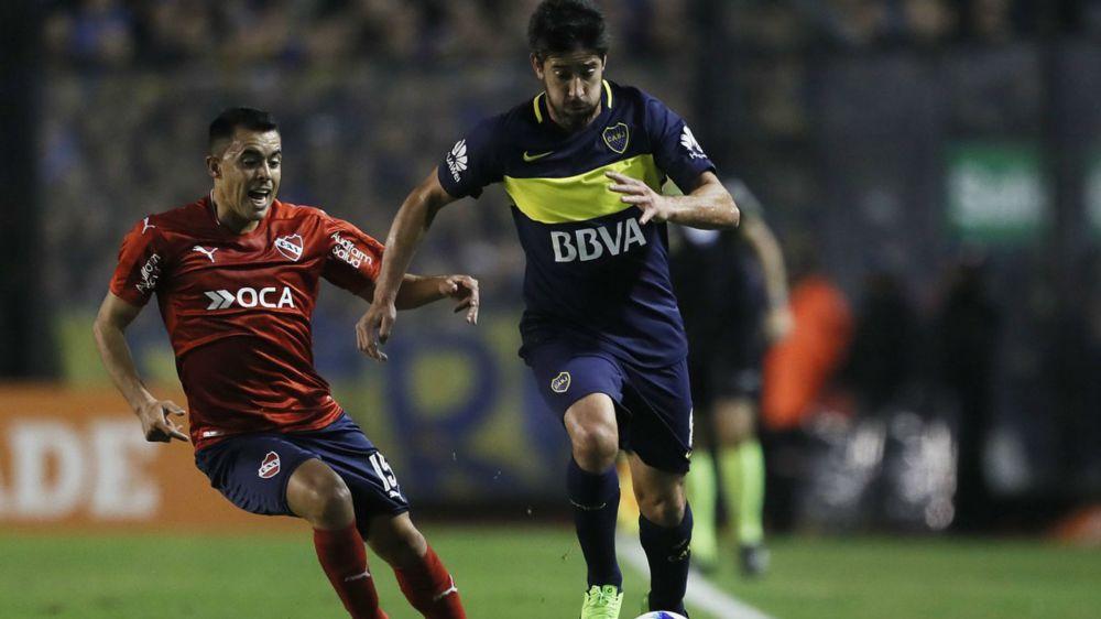 Los jugadores de Boca que más pases dan en el torneo de Primera División 2016/17