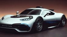 F1 等級道路用車 − Mercedes-AMG 全新車型 One Hypercar