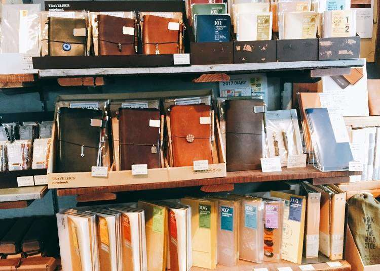 體驗日系文具的獨特魅力!來東京一定要朝聖的3家文青風文具店