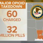 Dozens charged in major opioid bust across U.S.