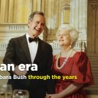 Barbara Bush and George H. W. Bush: A Love Story Spanning 73 Years, in Pictures