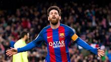 LaLiga: Messi brace leads Barcelona to thumping win to pile pressure on Real Madrid