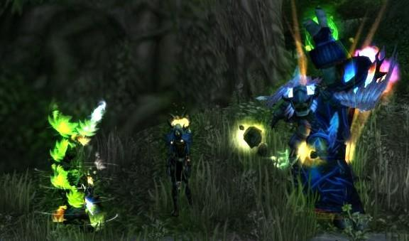 The Light and How to Swing It: Synergizing with druids and shaman