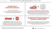 Georgia Power offers energy assistance programs for customers as summer temperatures remain in the 90's