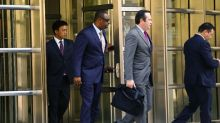 Florida company pleads guilty in NY to soccer bribery
