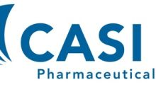 CASI Pharmaceuticals Announces Third Quarter 2019 Financial Results