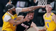 NBA Finals: Heat starters Goran Dragic, Bam Adebayo injured in Game 1