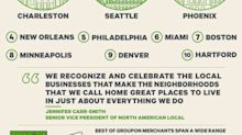 Groupon Recognizes the Top 10 Cities with the Friendliest Local Businesses