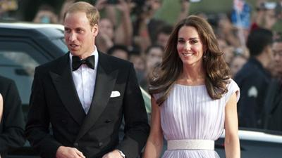 The Royal Couple Outshines The Stars At BAFTA Gala