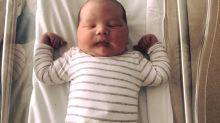 Sydney mum gives birth to 5.75kg baby boy