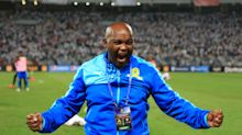 Mamelodi Sundowns coach Pitso Mosimane satisfied with his side's Caf Champions League draw
