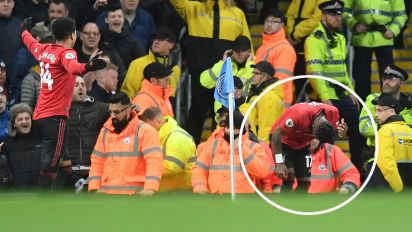 Manchester derby marred by racism 'disgrace'