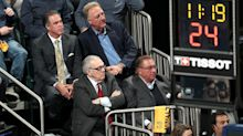 Report: Larry Bird resigned as Pacers president because team didn't spend enough