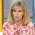 Kate Garraway says she feels guilty for having fun while husband remains in 'minimally conscious' state