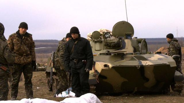 Ukraine divided: Donetsk's Russians want to go the way of Crimea