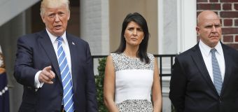 A message on hate from Trump's U.N. envoy