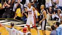 2013 NBA Finals Top 10 Plays